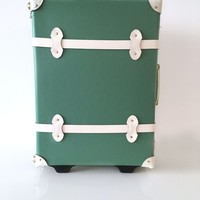 Steamline x Ix Style Mint Green Suitcase