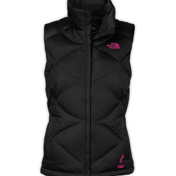 The North Face Jackets & Vests WOMEN'S PINK RIBBON ACONCAGUA VEST