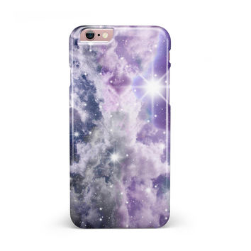 Sparkly Space iPhone 6/6s or 6/6s Plus INK-Fuzed Case