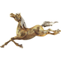 Amazing 18k solid gold equine pin with diamond mane and incredible detail. Stamped French fine jewelry