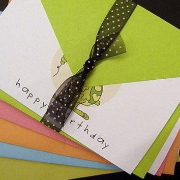 Set of 5 cardsLittletoad Variety Pack BullFrog by littletoad