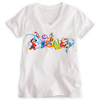 Disney Logo Tee for Women - Summer Fun | Disney Store