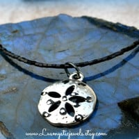 Sand Dollar Anklet, Beach Jewelry, Anklet Jewelry, Direct Checkout