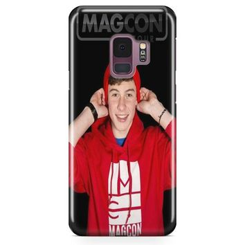 Shawn Mendes Performing Art Samsung Galaxy S9 Case | Casefantasy