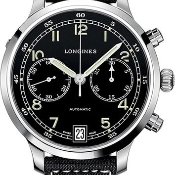 Longines Heritage Military 1938 Mens Watch L2.790.4.53.0