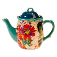 Tracy Porter® 40 oz. Teapot for Poetic Wanderlust® in Scotch Moss