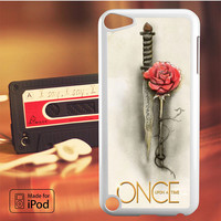 Once Upon A Time Rose iPod Touch 4 5 6 Case