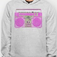 Ghetto Blaster Hoody by Romi Vega | Society6
