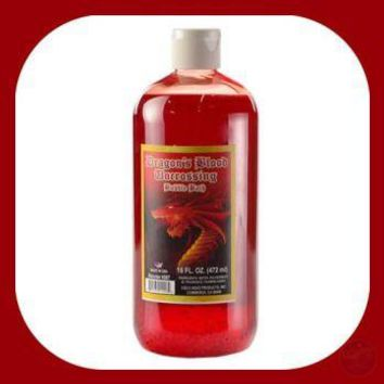 Dragon's Blood  Bath Oil
