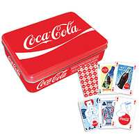 Coke® Playing Cards Set With Tin