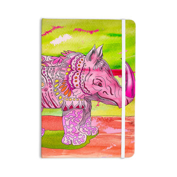 "Catherine Holcombe ""Pretty in Pink"" Everything Notebook"