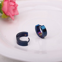 Simple Fashion Ring Earring