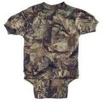 Bell Ranger Lil Joey APG Camo One Piece Infant Bodysuit