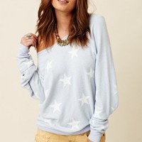 WILDFOX Starshine Baggy Beach Jumper