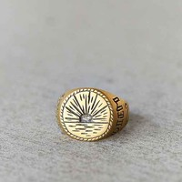 LHN Sunrise Signet Ring- Bronze 9