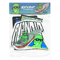 RIPNDIP SUMMER STICKER PACK | RIPNDIP