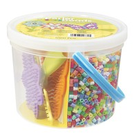 Perler Sunny Days Bead Activity Bucket Kit (Parchment)