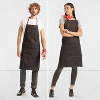 Rigid Denim Apron - Blue | Levi's® US