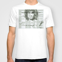 Jim Morrison T-shirt by Richard Casillas | Society6
