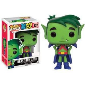 REPLACEMENT - FUNKO POP! TELEVISION BEAST BOY (AS MARTIAN MANHUNTER) (TRU)