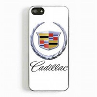Cadillac Logo for iphone 5 and 5c case