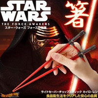 Star Wars Lightsaber Chopsticks (Kylo Ren)
