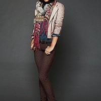 Free People Clothing Boutique > Quilted Vegan Leather Jacket