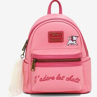 Loungefly Disney The Aristocats Les Chats Mini Backpack - BoxLunch Exclusive