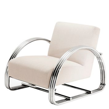 Lounge Chair | Eichholtz Basque