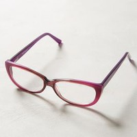 Racine Reading Glasses by Anthropologie in Purple Size: