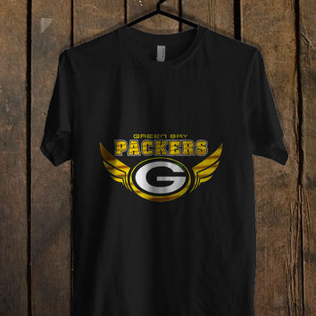 Green Bay Packers T Shirt Mens T Shirt and Womens T Shirt *