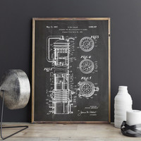 Alcohol Distillation, Whiskey Distillation, Bar Wall Printable, Bar And Pub Decor, Alcohol Wall Decor, Whiskey Printable, INSTANT DOWNLOAD