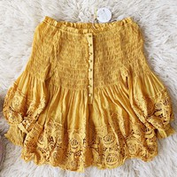 Honey Vine Lace Top