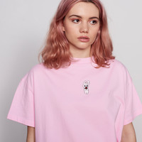 Esther Loves Oaf Bunny Rose T-shirt