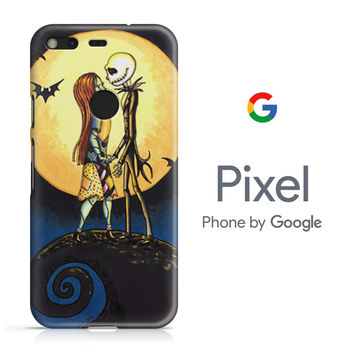 Like Jack And Sally Google Pixel Phone 3D Case