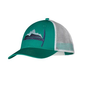 Patagonia Day-To-Day Piolet LoPro Trucker Hat   Emerald