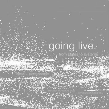 Pamphlet Architecture 35: Going Live, from Models to Systems (Pamphlet Architecture): Pamphlet Architecture 35 (Pamphlet Architecture)