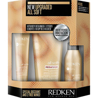 Redken Online Only All Soft Mega Mask Kit | Ulta Beauty
