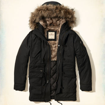 Elevated Parka