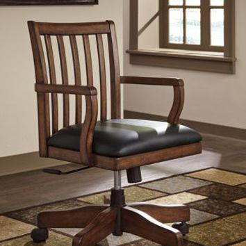 Woodboro Home Office Swivel Desk Chair