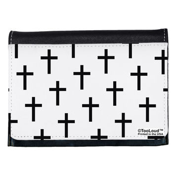 Christian Crosses Ladies Wallet All Over Print