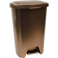 Hefty 13-Gallon Step-On Trash Can, Multiple Colors - Walmart.com