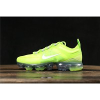 Nike Wmns Air VaporMax 2019 Volt Running Shoes