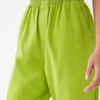 Urban Renewal Remade Overdyed Pull-On Pant   Urban Outfitters