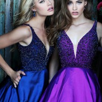 Amazing A Line Sherri Hill Dress 32336