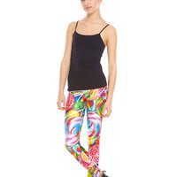 Girls Lollipop Leggings