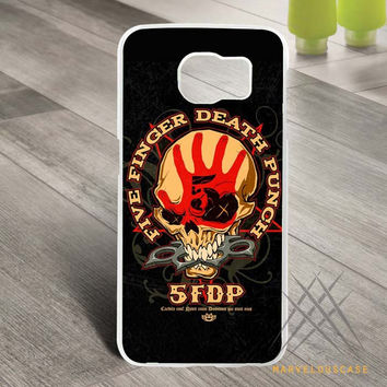 Five Finger Death Punch 2 Custom case for Samsung Galaxy