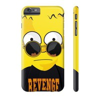 Bart Simpson Drake Revenge Summer Sixteen Tour Shirt IPhone Galaxy Case - Case15