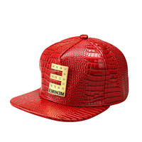 Baseball Cap Metal Alphabet Hip-hop Hats [6540876611]