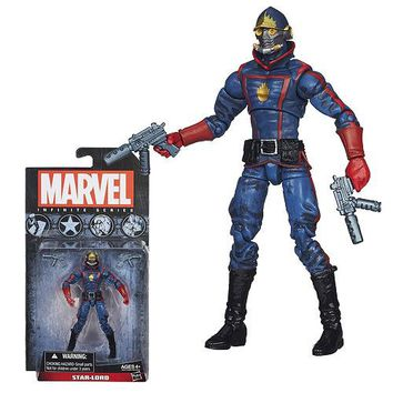 Marvel Infinite Series Star-Lord 3 3/4-Inch Action Figure